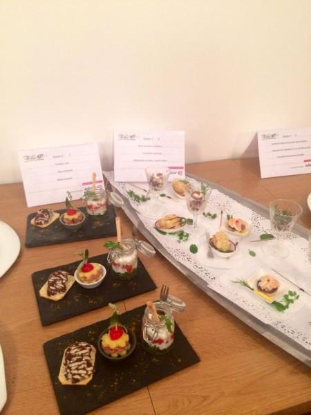 Concours les Chefs aux Fourneaux 2014