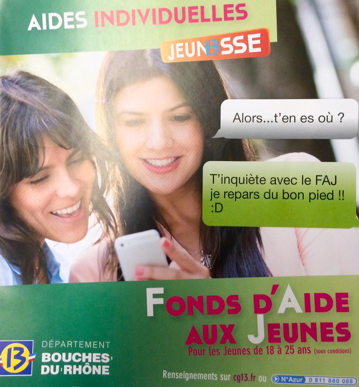 Fonds D Aide Aux Jeunes Conseil General 13 Laforbine Com